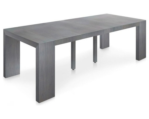 Tables manger bureaux et consoles - Table console extensible habitat ...