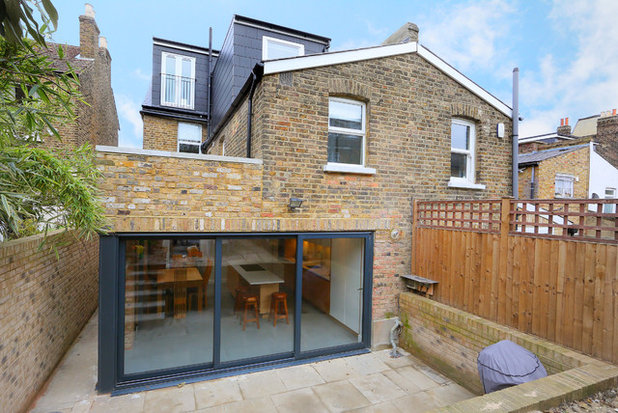 Contemporary Kitchen by nuspace - loft conversion & kitchen extension