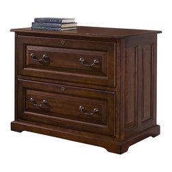 -Drawer Lateral File Cabinet - Riverside Furniture - Filing Cabinets ...