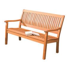 Craftsman Outdoor Benches Houzz