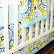 Indigo Summer Baby Bedding