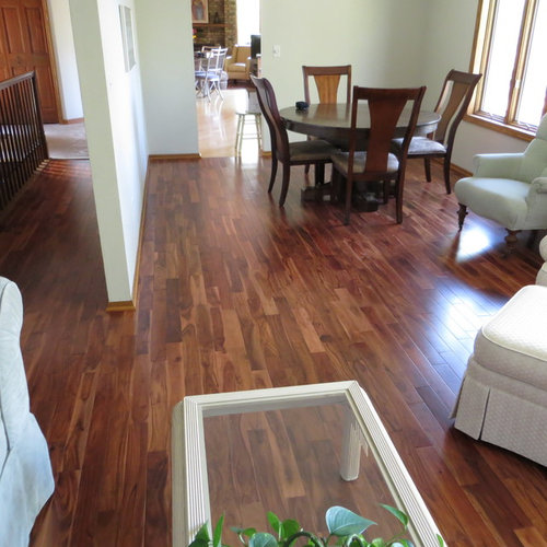 Acacia Wood Floor Home Design Ideas Pictures Remodel And