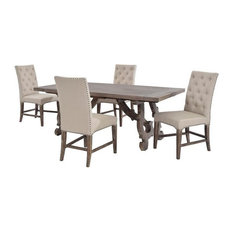 Beach Style Dining Sets Houzz