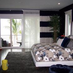 tringle rideaux bord de mer. Black Bedroom Furniture Sets. Home Design Ideas