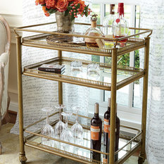 Rustic Bar Carts Houzz