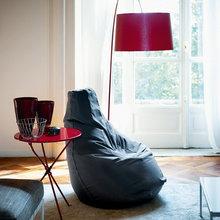One Chair, 10 Looks: The Original Bean Bag Chair, Sacco, Turns 50