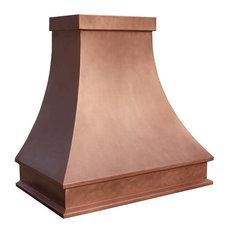 myCustomMade - Tennessee Copper Kitchen Hood - Custom ...