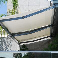 moderne markisen sonnensegel sonnenschutz und sichtschutz. Black Bedroom Furniture Sets. Home Design Ideas