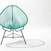 The iconic Acapulco Chair