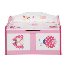 bancs de rangement et coffres jouets. Black Bedroom Furniture Sets. Home Design Ideas