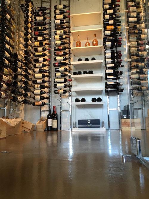 Small Wine Cellar Design Ideas Renovations Photos With