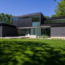 Modern residence, Oakville