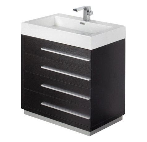 Bathroom Vanities 36 Inch Black Bathroom Vanities | Houzz