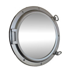 Shop Porthole Mirror Products On Houzz