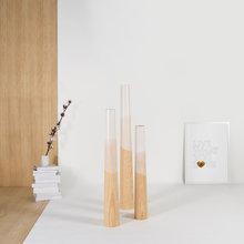 Artesanía y decoración: Los accesorios de madera vuelven al hogar