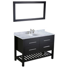 Transitional Bathroom Vanities And Sink Consoles by Bosconi