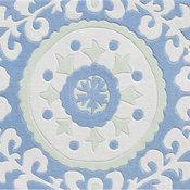 Suzani Blue Rug