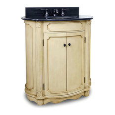 Hardware Resources Ethel Vanity  Bathroom Vanities And Sink