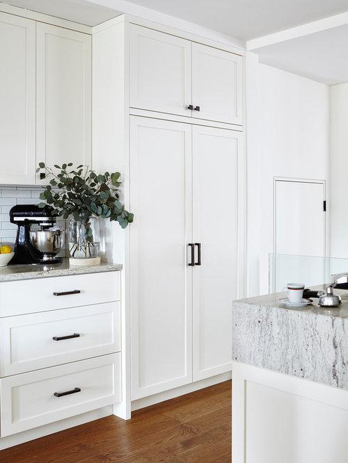 Mid Sized Galley Kitchen Design Ideas Renovations Photos