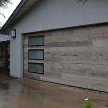 RECLAIM YOUR STYLE! - Reclaimed Wood Garage doors & Gates