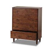 Vilas 4-Drawer Dresser
