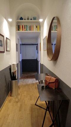 Corridoio lungo e inutile for Arredare corridoio stretto e corto