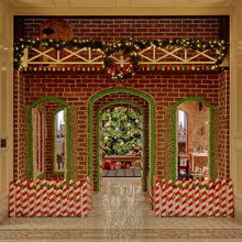 Get an Eyeful of a Life-Size Gingerbread House
