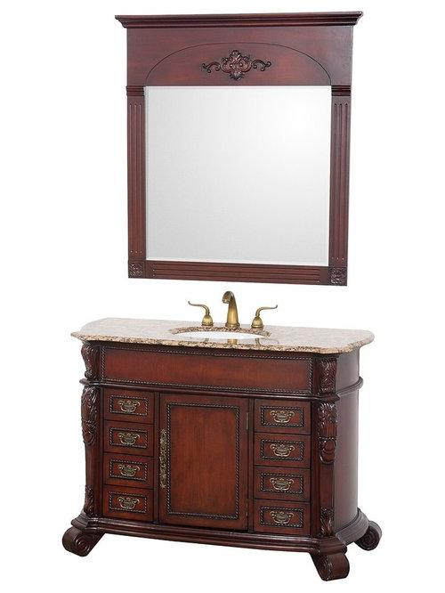 Antique style bathroom vanities - Antique looking bathroom vanities ...