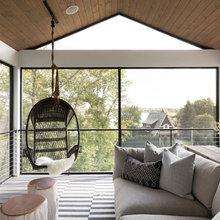 porch profile -- reach out?