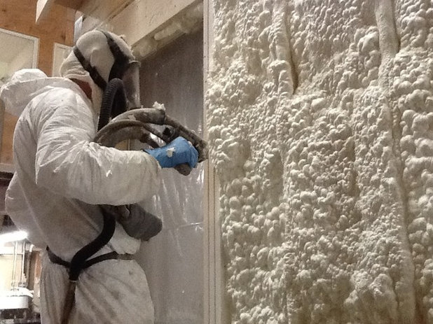 Insulation Basics What To Know About Spray Foam