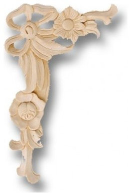 Decorative wood appliques for Decorative wood onlays