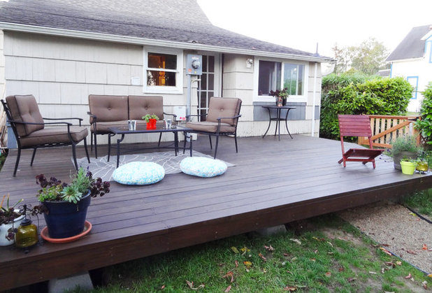 How to build a deck for How to build a deck on a budget