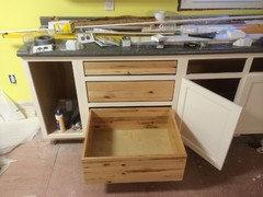 saving money on cabinets? Unfinished, RTA or IKEA