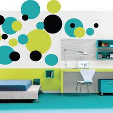 Eclectic Wallpaper Houzz