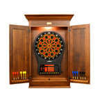 Finnish Dart Set - Eclectic - Darts And Dartboards - by KIOSK