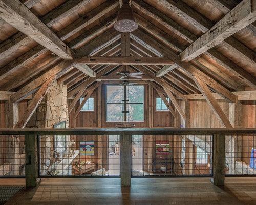 Timber Frame Custom Home North Carolina