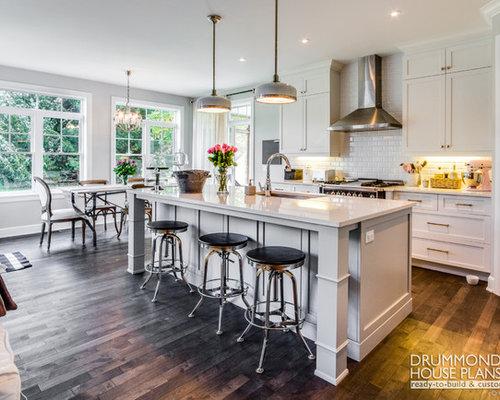 shabby chic style grey kitchen island home design photos