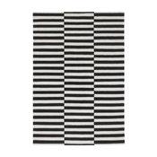 Stockholm Rug, Black Stripe | IKEA