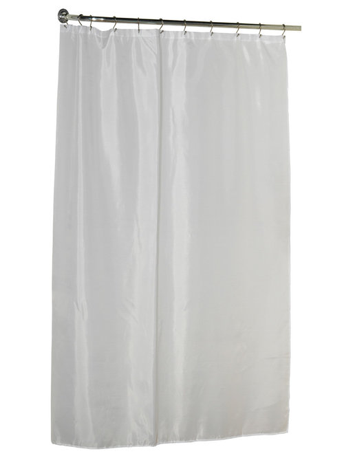 """fabric shower curtain liner, size: Extra Long, 70"""" wide x 84"""" long ..."""