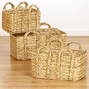 Keira Braided Handle Baskets