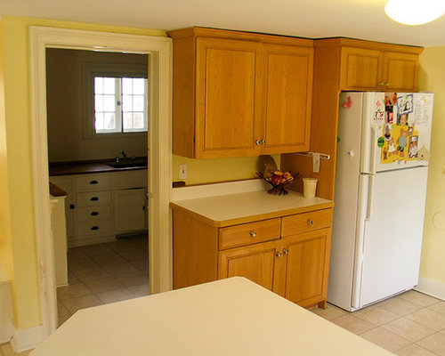 Low ceiling kitchen for Low ceiling kitchen