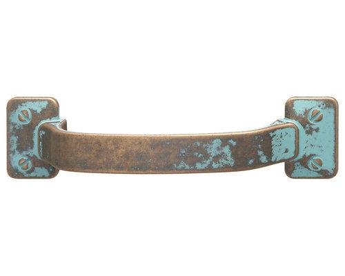 Hafele - Hafele Copper Drawer Pull - Hafele item number 123.31.031 is ...