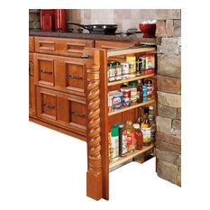 ... Base Cabinet Pullout Filler w/ Adjustable Shelves - Kitchen Cabinetry