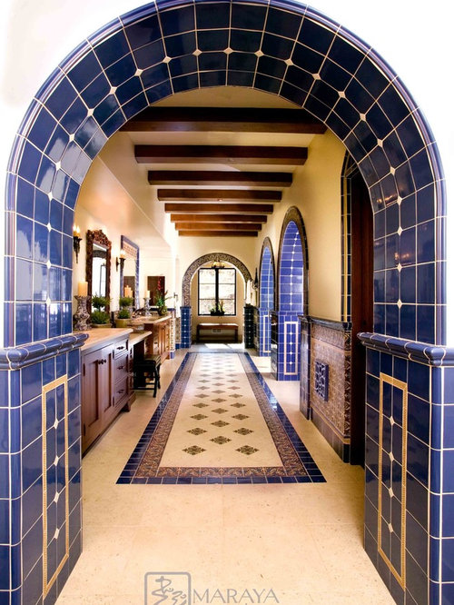 Tile Arch Home Design Ideas Pictures Remodel And Decor