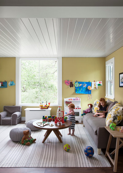 Country Kids by Tim Cuppett Architects