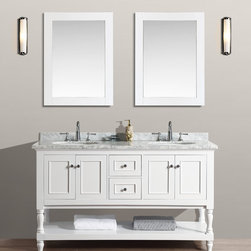 Kitchen and Bath, a new brand manufacturing quality bathroom cabinets ...