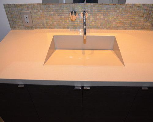 Quartz Integrated Sinks