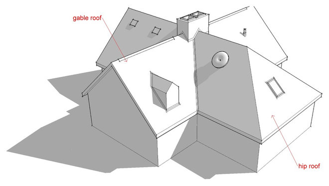 Know Your House Learn The Lingo Of Rooftops Barley Pfeiffer Architecture