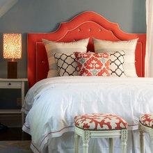 Beautiful headboards & bedding