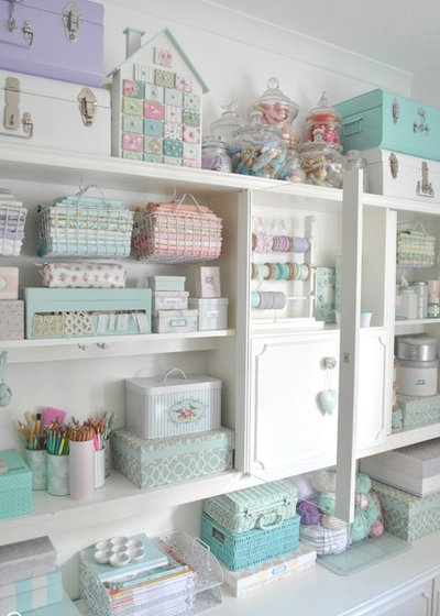Shabby-chic Style  by Torie Jayne